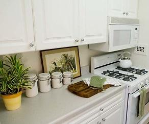 Kitchen, eaves Glover Park