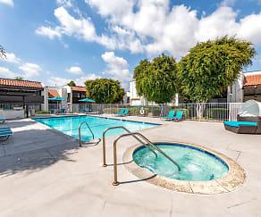 Pool, Kendallwood Apartments