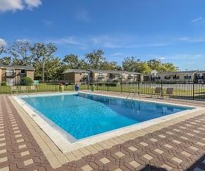 Pool, Mission Grove