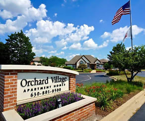 Community Signage, Orchard Village