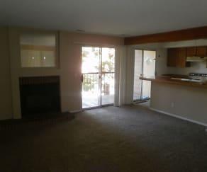 Living Room, 4899 S. Dudley St.