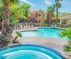Pool, Spanish Ridge