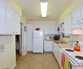 Kitchen, Aspen Pointe