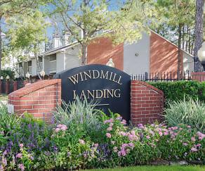Community Signage, Windmill Landing
