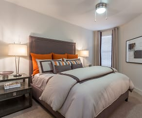 Bedroom, Residences at La Cantera