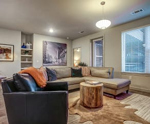 Living Room, Uptown @ Cole Park