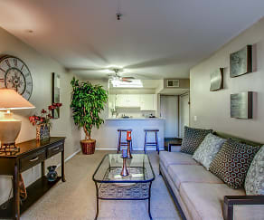 Living Room, Renaissance Terrace
