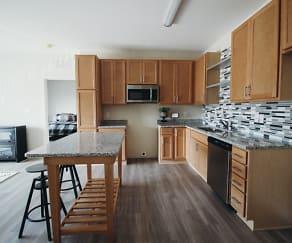 Kitchen, Aura at Arbordale