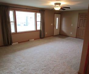 Living Room, 93 Pinewood Avenue
