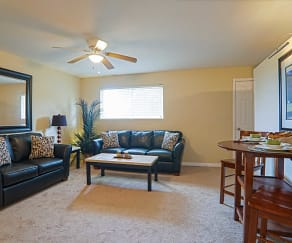 Living Room, Long Beach Station