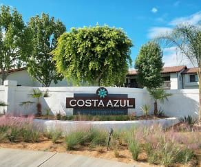 Community Signage, Costa Azul Senior Living