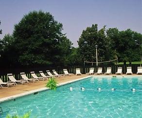 Pool, Sawbranch Apartments