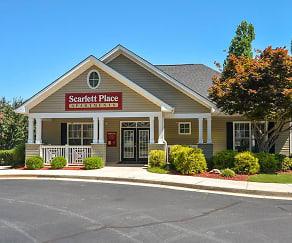 Building, Scarlett Place