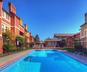 Pool, Sienna Park Apartments