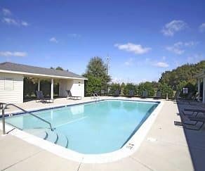Pool, Savannah Park