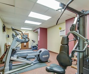 Fitness Weight Room, Integrity Shaker Heights