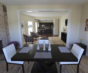 Dining Room, Fenton Village