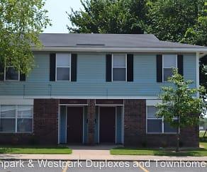 Building, 2801 N Edmond