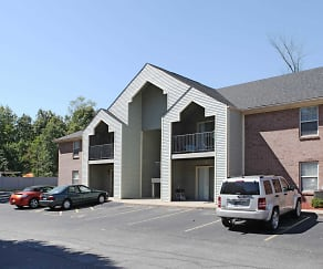 Building, Ashby Apartments