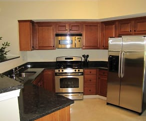 Kitchen, The Mansions At Canyon Ridge