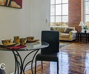 Dining Room, 200 Riverside Ave.
