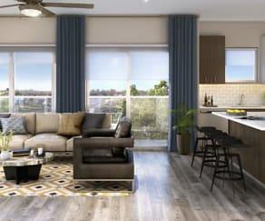 Living Room, 75093 Luxury Properties