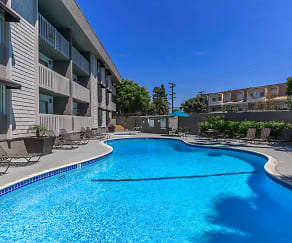 Pool, Pacific View Apartment Homes