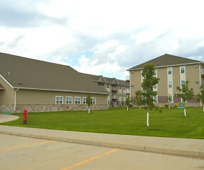 Boulder Ridge Apartments, Watford City Elementary School, Watford City, ND