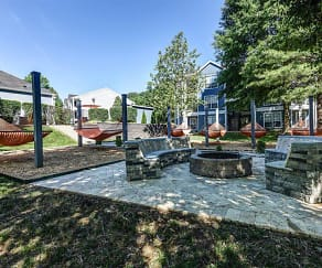 Recreation Area, University Park Student Apartments