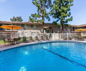 Pool, Rancho Vista Apartment Homes