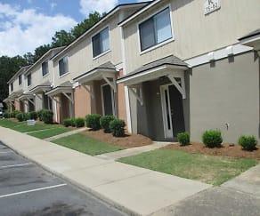 Clover Leaf Apartments, Huguley, AL