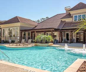 Pool, Hilltops