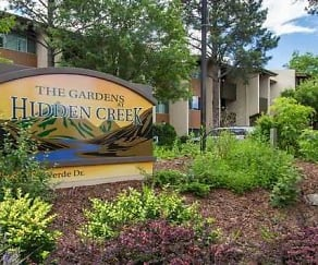 Building, Gardens at Hidden Creek