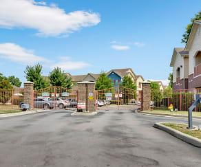 Front Gate, Parc at Clarksville