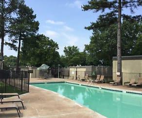 Pool, Grahamwood Place