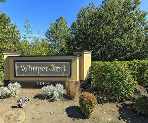 Community Signage, Whisperwood Tax Credit