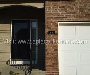 Community Signage, 9419 N Amoret Ave