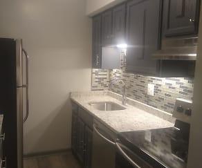 Kitchen, Stonegate Apartments