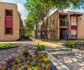 Building, Upper E - Pink Adobe