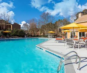 Pool, Parc Shores
