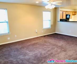 Living Room, 6508 Jensen Dr