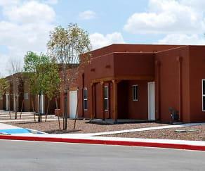 Building, Tierra Socorro