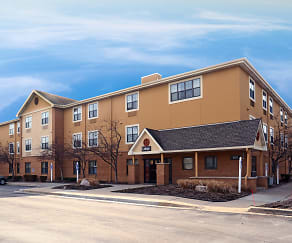 Building, Furnished Studio - Detroit - Ann Arbor - Briarwood Mall