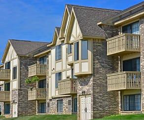 Building, Thornridge Apartments