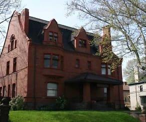 Building, Ellsworth Mansion
