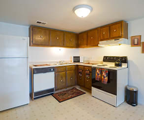 Kitchen, Park 25