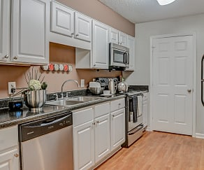 Kitchen, Azalea Park at Sandy Springs