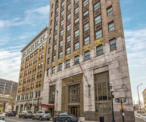 Building, City Trust