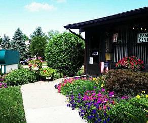 Brunswick Apartments, Brownstown Middle School, Romulus, MI