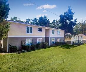 Building, Meadow Ridge Apartments